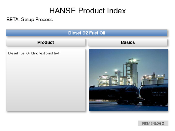 HANSE Product Index 2012