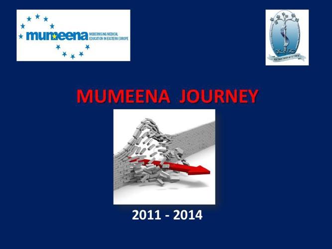 MUMEENA  JOURNEY