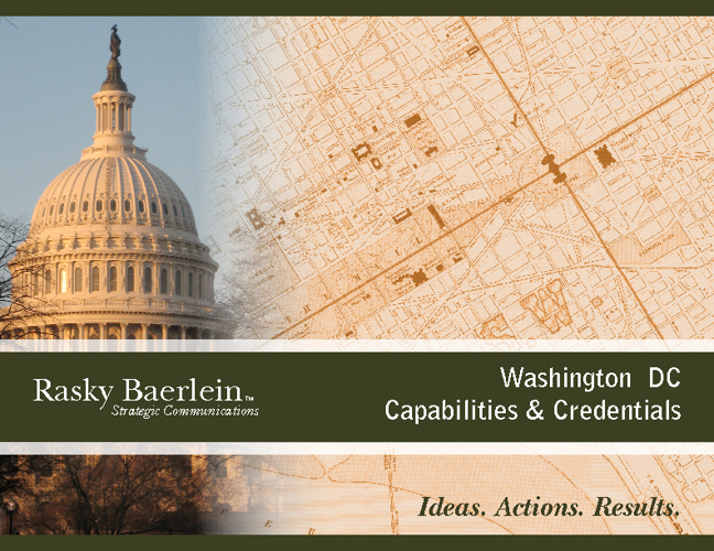 Rasky Baerlein Startegic Communications Washington DC Capabiliti