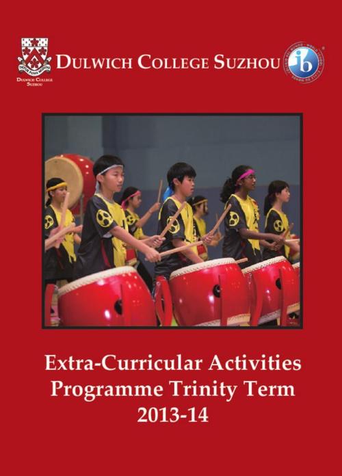 ECA Trinity 2013 and 2014