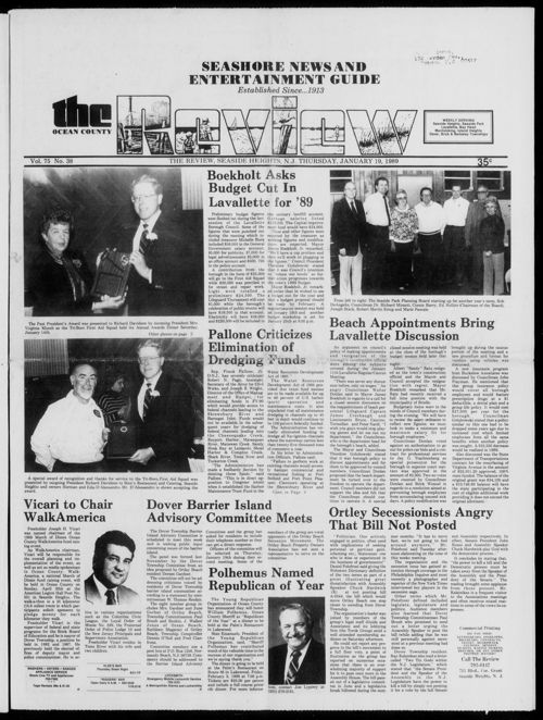 Review January 1989