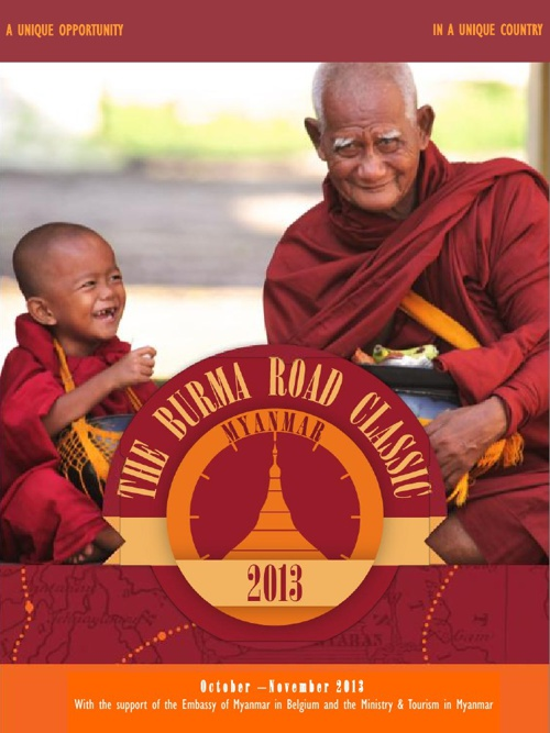 The Burma road Classic Rallye (EN)