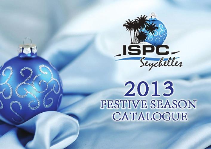 ISPC Festive Season Catalogue 2013