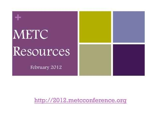 METC Resources