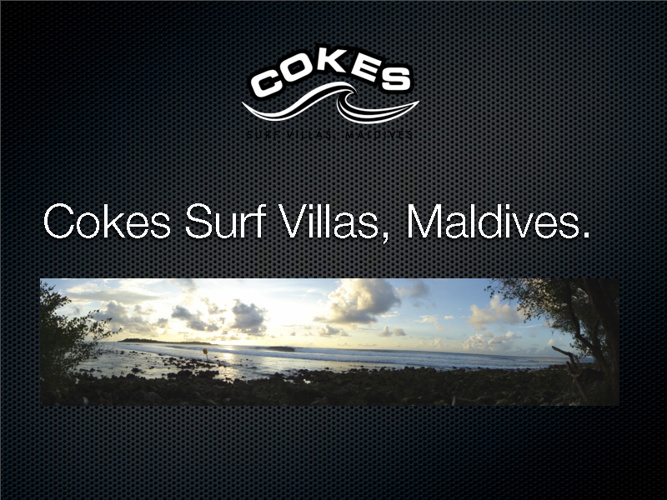 Accommodation at Cokes Surf Villas