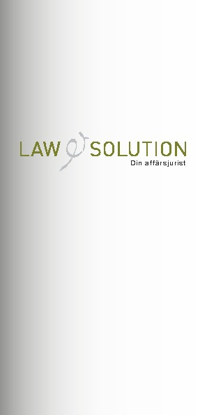 Law & Solution