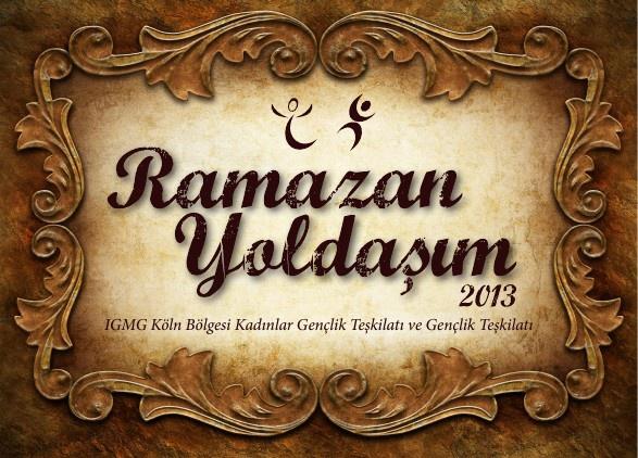Ramazan Yoldaşım 2013
