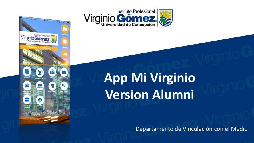 App Mi Virginio Alumni