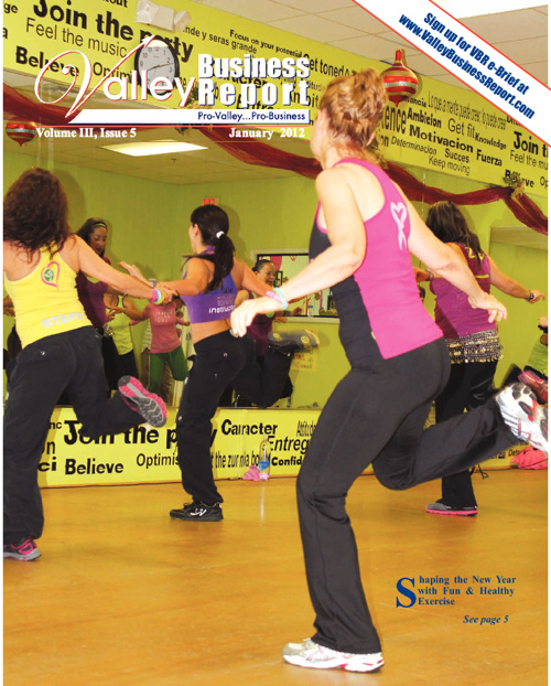 Valley Business Report - January 2012