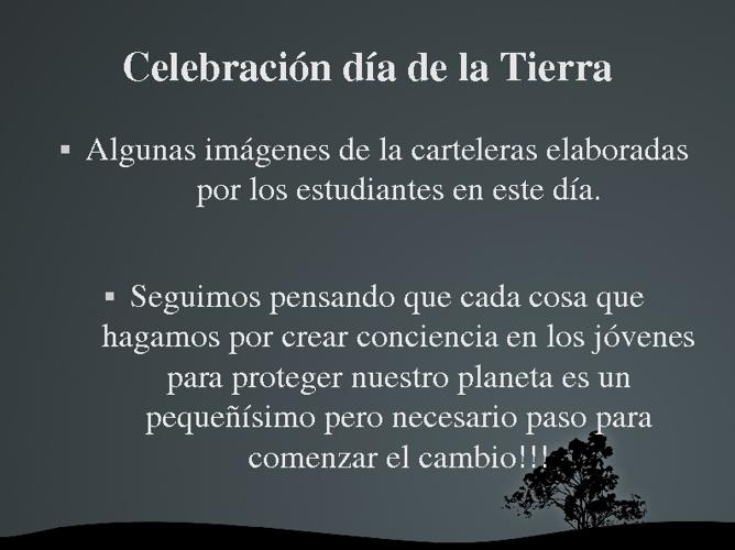 Institución Educativa María - Imagenes celebración día de la Tie