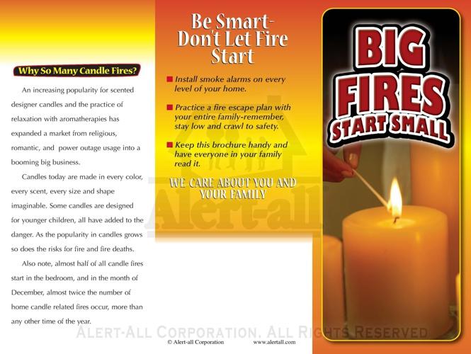 760 Big Fires Start Small