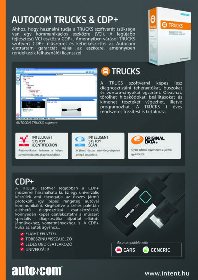 Autocom TRUCKS