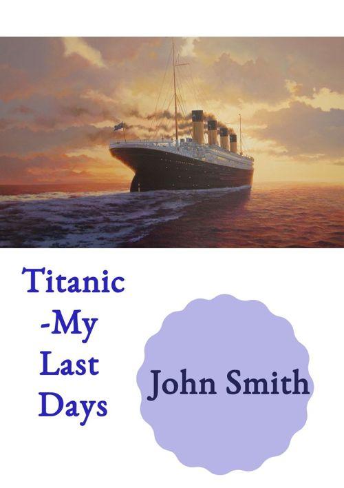 Sample Titanic Passenger Flipbook