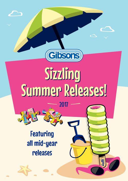 Gibsons International Catalogue 2017
