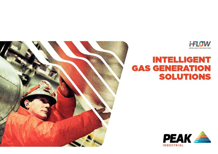 Peak Industrial Brochure 2012/13