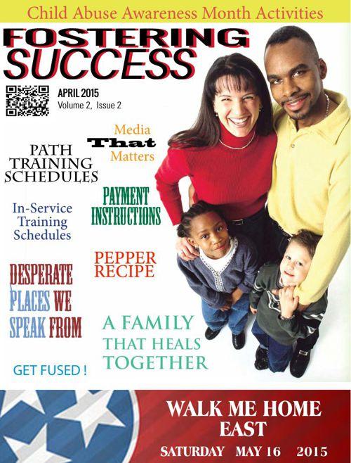 Fostering Success April 2015