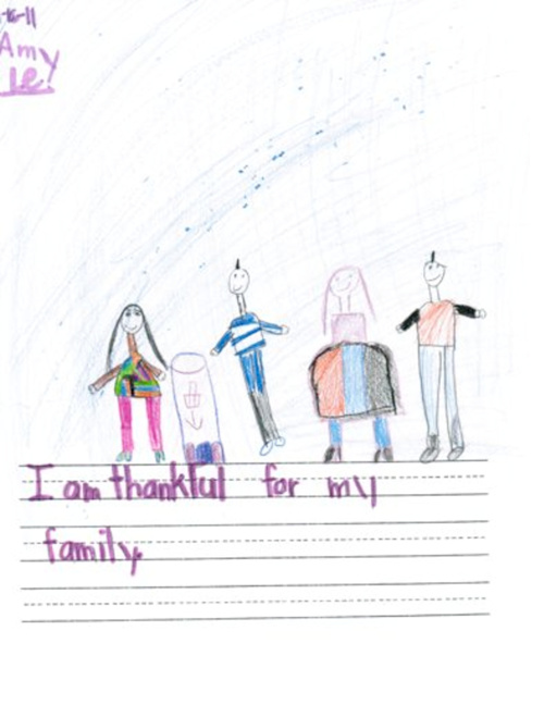 What Langston Land Is Thankful For...