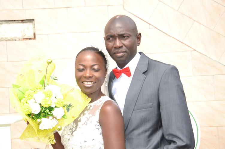 MARIAGE DE AMADOU