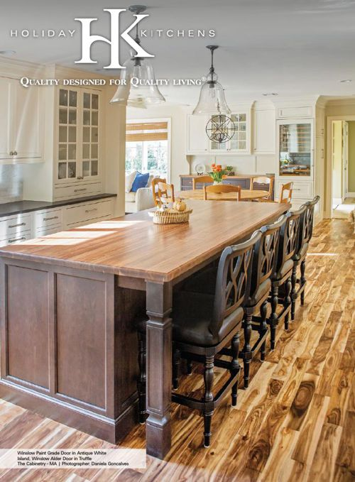 Holiday Kitchens 2015 Foldout Door Brochure