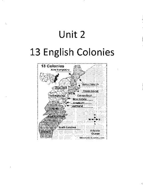 Unit 2 Folder