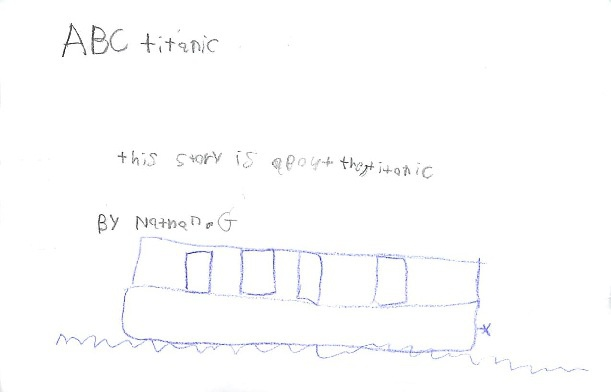ABC Titanic by Nathan G.