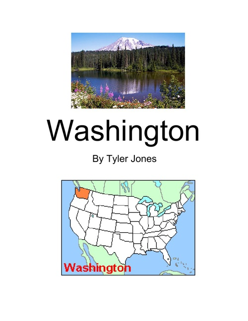 Washington State By: Tyler