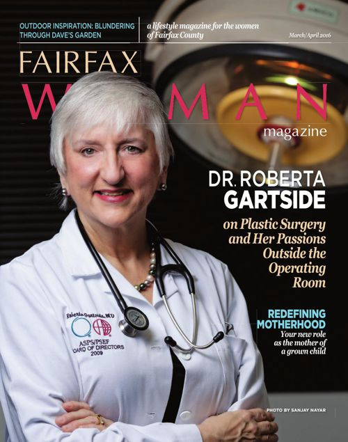 Fairfax Woman Magazine - March/April 2016
