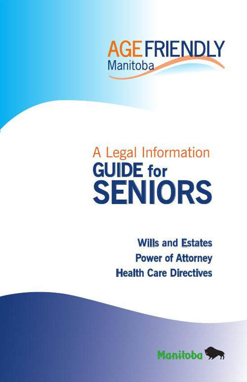 Legal Infomation Guide For Seniors