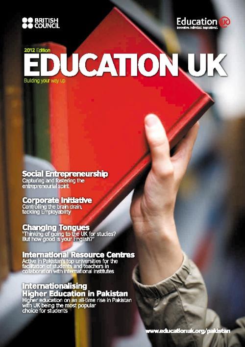 Education UK Magazine