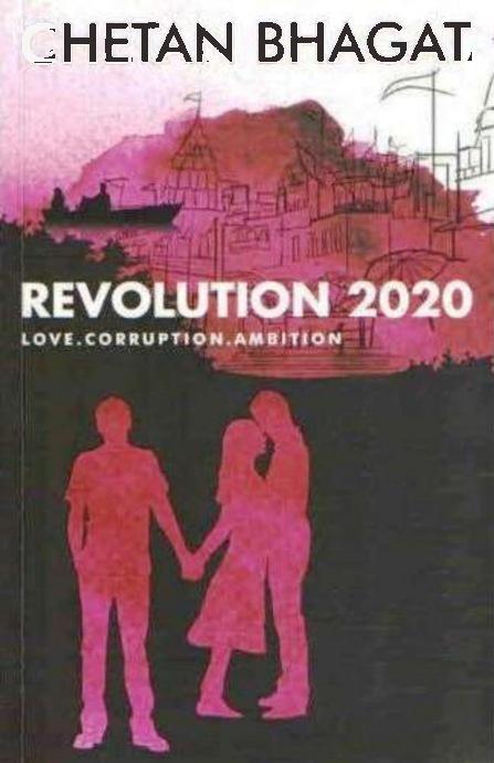 Revolution 2020 (Chetan Bhagat)