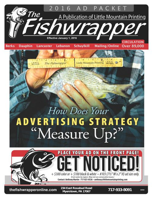 Fishwrapper Ad Packet 2016