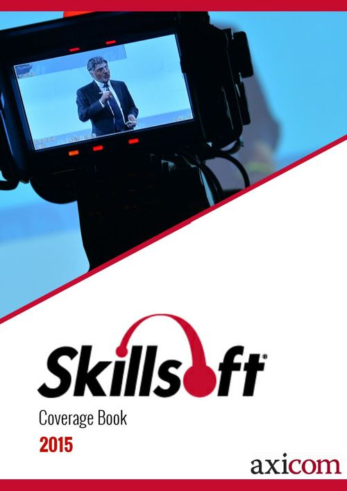 Skillsoft & SumTotal Coverage Book 2015
