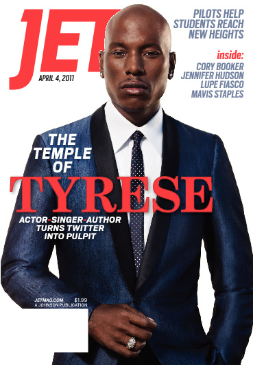Tyrese Cover Story