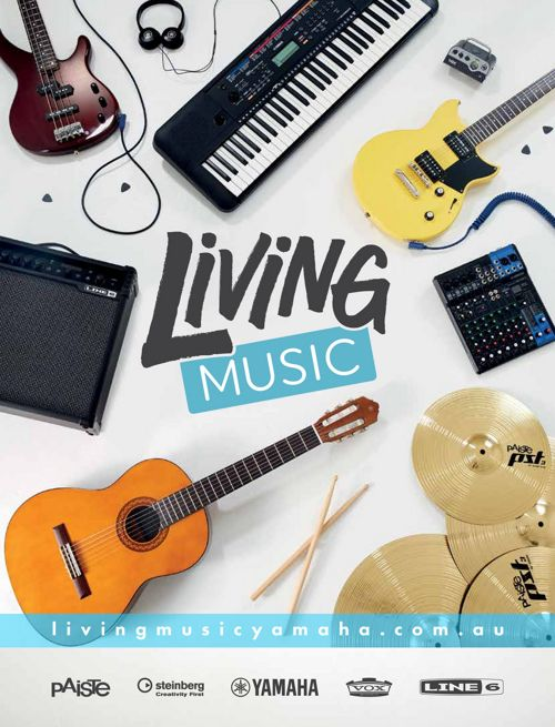Yamaha Living Music 2017