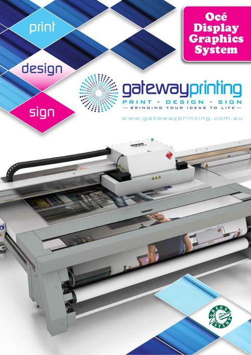 Gateway Printing Arizona Application Catalogue