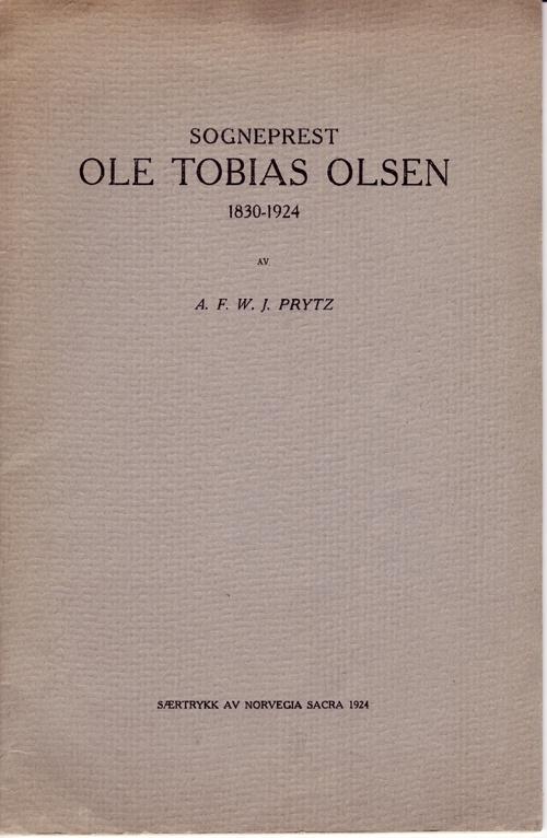 Ole Tobias Olsen
