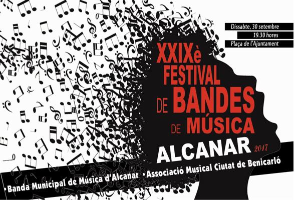 XXIXè Festival de Bandes de Música d'Alcanar
