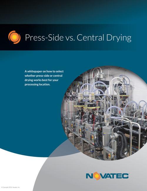 NOVATEC Whitepaper: Press-Side vs. Central Drying