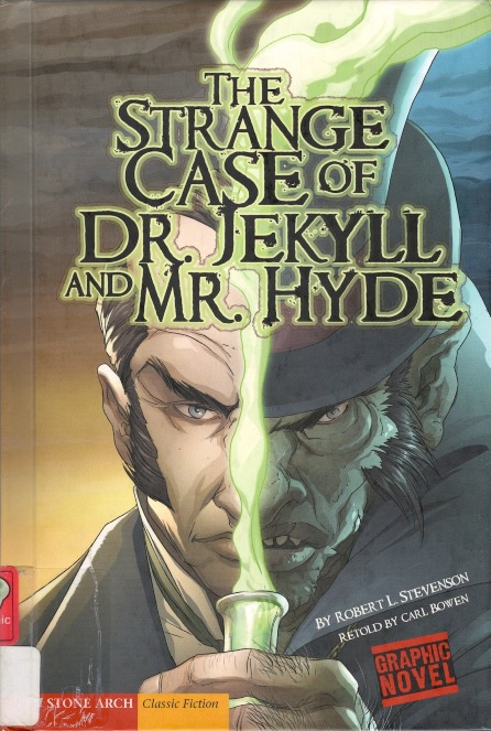 Copy of The Strange Cade of Dr. Jekyll & Mr. Hyde