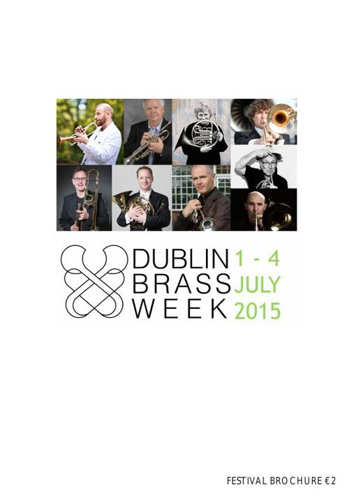 Dublin Brass Week Brochure 2015