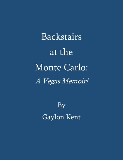 Backstairs at the Monte Carlo Pt 1