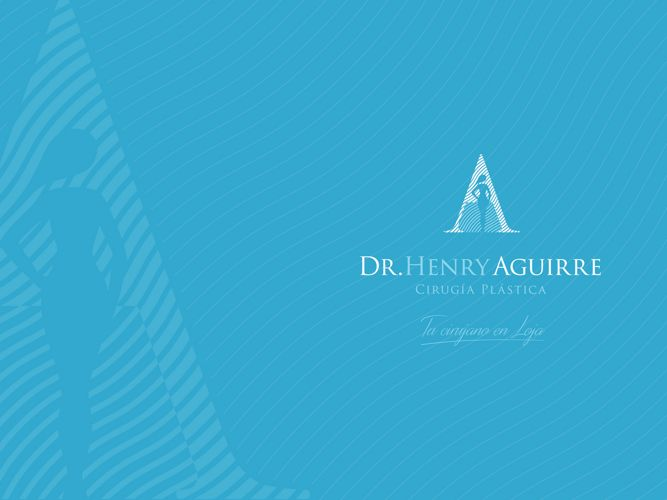 Henry Aguirre Logotipo