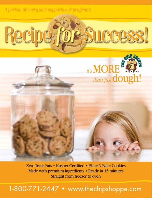 Recipe For Success 2015