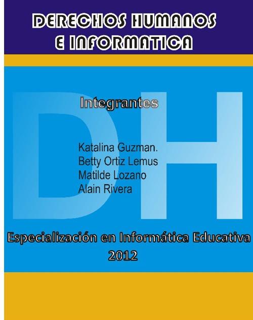 Derechos Humanos e Informatica