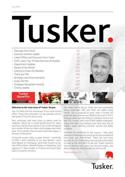 Tusker Torque 17