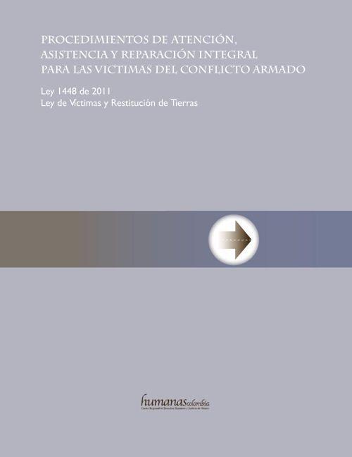 Rutas ley de victimas