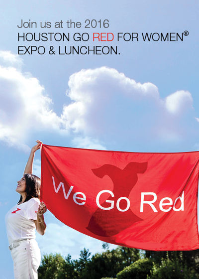 2016 Houston Go Red For Women Expo & Luncheon