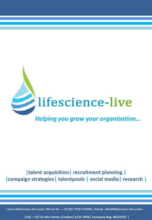 Life Science Live Overview 2012