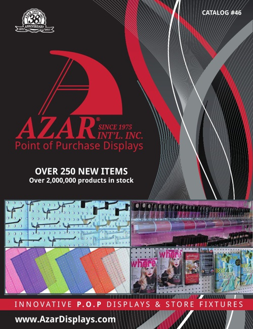 Azar Displays 2013 Catalog