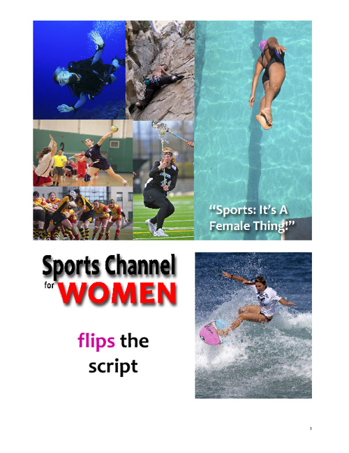 Sports Channel for Women TV Network - partners